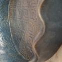 sütőtál, Konyhafelszerelés, Esküvő, Kék ..feher..zold , levendulas egyedi mintas vagy barna szinekben keszulo , Meska