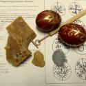 Húsvéti tojásíró készlet, Magyar motívumokkal, Húsvéti apróságok, Mindenmás, Ötvös, Több éven át gyűjtöttem szülőföldem(Szatmár) húsvéti szokásait.A gyűjtés eredménye ez a kis készlet..., Meska