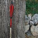 Piros, Férfiaknak, Mindenmás, Játék, Készségfejlesztő játék, 10 db az egység, 1100 Ft/db  Ezek a nyílvesszők standard, műanyag, fekete Arizona Z nockkal kés..., Meska