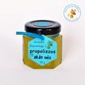 propoliszos akác méz 50 g, Kulinária (Ízporta), Méz, Készételek, a propolisz a természet antibiotikuma és azt keverjük akác mézbe :) pontosabban propolisz sűrítményt..., Meska