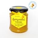 aranyvessző krémméz, az aranyvessző más néven szolidágó méz finom...