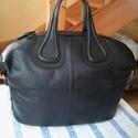 Pakolós nagy női táska, Táska, Válltáska, oldaltáska, Pakolós nagy női táska amit egy finom tapintású marha bőrből készítem. Ajánlom minden korosztálynak...., Meska