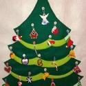 Adventi naptár - Fenyőfa - Karácsonyfa, Az adventi időszak örömét és meghittségét s...