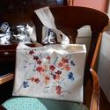Vadvirágok és Tündérrózsa ajándék és bevásárló táskák, Képzőművészet, Táska, Textil, Szatyor, Vadvirágok , ajándék és bevásárló táskák.Lepd meg vele Anyukádat anyák napjára , kedvesedet valentin..., Meska