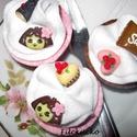 Dora játék süti szett, Játék, Baba, babaház, Játékfigura, Készségfejlesztő játék, Varrás, Újabb mesehős nyer teret a babakonyhákban. A kalandra éhes kislány, Dóra. A Sütik tetejét kislány f..., Meska