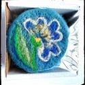 Kéknefelets szappan, Szépségápolás, Szappan, tisztálkodószer, Natúrszappan, Növényi alapanyagú szappan, Nemezelés, Szappankészítés,  A FITO egy valódi, hagyományos eljárással készült szappan. A termékcsaládból a körömvirágosat vála..., Meska