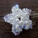 Tengericsillag Swarovski E. kristályokból, Ékszer, óra, Medál, Nyaklánc, Üdvözökkel az oldalamon!  Eladó termékem: Csodálatos csillogású Swarovski Elements kristályokból kés..., Meska