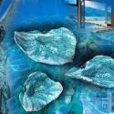 tengerkék szappantartó/4, A tengerkék kollekció darabja.  Nagyon szeretem ...