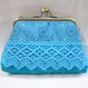 Türkiz álom buksza, Ez a pénztárca igazán kékre van hangolva. Gyö...