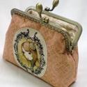 Tündéri pénztárca, Tündéri pénztárca, romantikus Gorjuss figuráv...