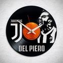 Bakelit falióra – Juventus - Del Piero, A Fonografik bakelitóra nem csak neked fog tetsze...
