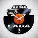 Lada - Zsiguli - 4 féle - Bakelit falióra, A Fonografik bakelitóra nem csak neked fog tetsze...