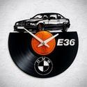 BMW E36 - Bakelit falióra, A Fonografik bakelitóra nem csak neked fog tetsze...