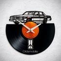 Oldsmobile amerikai autó - Bakelit falióra, A Fonografik bakelitóra nem csak neked fog tetsze...