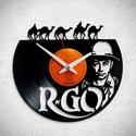 R-GO – Szikora Robi - Bakelit falióra, A Fonografik bakelitóra nem csak neked fog tetsze...