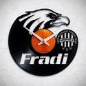 FTC – Fradi - Bakelit falióra, A Fonografik bakelitóra nem csak neked fog tetsze...