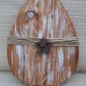 Dekor fa tojás, Dekoráció, Húsvéti díszek, Otthon, lakberendezés, Ünnepi dekoráció, Famegmunkálás, Festett tárgyak, Ha különleges és egyedi díszekkel szeretnéd dekorálni a lakásod, teraszod, akkor ezt a fából készül..., Meska