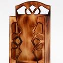 Papírzsebkendő tartó, Ezt a fából készült papírzsebkendőtartót fa...
