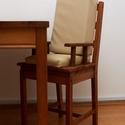 2in1 szék, székmagasító JOKKMOKK ikea-s székre, Bútor, Baba-mama-gyerek, Szék, fotel, Gyerekszoba, Ez az elsősorban, de több szempontból praktikus székmagasító, mely az IKEA-ban kapható JOKKMO..., Meska