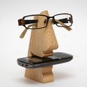 Mosolygós:-) mobiltartó és szemüvegtartó, 2 az 1-ben, Mobiltartó és szemüvegtartó egyben!:-) A már ...