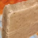 Kendermagolajos szappan holt-tengeri iszappal, Szépségápolás, Szappan & Fürdés, Szappan, Szappankészítés, Különleges és igencsak értékes szappan! A kendermagolaj csillapítja a viszketést és az irritációt. ..., Meska