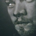 Portré, Képzőművészet, Grafika, Rajz, Megrendelésre ,fotó alapján rajzolom portréimat. Kérhető A4,A3 méretben. Grafit,színes ceruz..., Meska