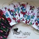 Textil maszkok 100%pamutvászonból dupla rétegben készűlnek Moshatóak vasalhatóak., 100%pamutvászonból dupla rétegben készűlnek a...