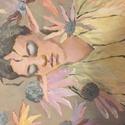 akril kép vásznon, Művészet, Festmény, Akril, Festészet, A képet saját ötlet alapjáján készítettem akril festékkel, feszített vászon  alapra. A jelenet hang..., Meska