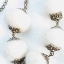 Hófehér (nemez Nyaklánc)