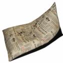 Daily News babzsák, Otthon, lakberendezés, Bútor, Szék, fotel, Babzsák, Új fazon, különleges, extra minőségű textilből! Tévézéshez, olvasáshoz, alváshoz éppen tökéletes bab..., Meska