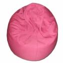 Rózsaszín csepp alakú babzsi, Bútor, Otthon, lakberendezés, Babzsák, Varrás, Csepp alakú, hat cikkből álló fotel, extra minőségű, szép textúrájú, vastag, strapabíró lakástextil..., Meska