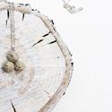 Medál, natúr kender bogyókkal, Ékszer, Nyaklánc, Medál, Natúr kenderből készült a medál, ezüst színű lánccal. A bogyók mérete 1cm. Rendelhető más színben is..., Meska