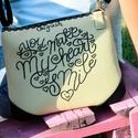 Buli táskák személyre szabva bézs (bármelyik mintával),  Szeretnél kitűnni a tömegből? Vagy csak unod ...