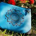 Buli táskák személyre szabva kék (bármelyik mintával), Táska, Válltáska, oldaltáska,  Szeretnél kitűnni a tömegből? Vagy csak unod már, hogy a táskád miatt nem tudsz kényelmesen, önfele..., Meska