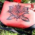 AKCIÓ!!! -27% Buli táskák személyre szabva piros (bármelyik mintával) 7990 Ft helyett  5833 Ft