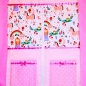 Gigush Design ovis zsák hercegnős (névre szólva is), Baba-mama-gyerek, Baba-mama kellék, Gyerekszoba, Tárolóeszköz - gyerekszobába, Lepd meg hercegnődet ezzel a praktikus ovis tárolóval. 54 x 34 cm-es, 2 darab zseb található rajta, ..., Meska