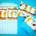 Ovis csomag cirkuszos, Baba-mama-gyerek, Gyerekszoba, Tárolóeszköz - gyerekszobába, Falvédő, takaró, Varrás, Minőségi designer textilből készített csomag. Lepd meg vele lurkódat. :)  A csomag tartalma: -1 db ..., Meska