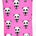 Pelenka tartó rózsaszín pandás, Gigush design egyedi pelenkatartók. Ez a kis term...