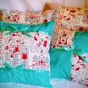 Gigush Design karácsonyi mintás párna szett, Dekoráció, Otthon, lakberendezés, Ünnepi dekoráció, Karácsonyi, adventi apróságok, Stílusos, cuki karácsonyi díszpárna szett. Most Akciós áron! Mérete: 30 x 30 cm A szett tartalma: -2..., Meska