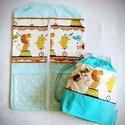 Ovis csomag cirkuszos, Minőségi designer textilből készített csomag....