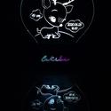 Bambino - Születési adatos fény, Bambino kollekciónk első példánya a nevet és ...