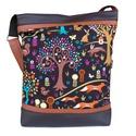 Rókás designer táska, *** AKCIÓS! Eredeti ára 8500 Ft! ***  Barna és ...