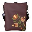 Kalocsai virágos hátizsák és kistáska egyben KisCzakoIcus részére, Kalocsai minta került erre a hátizsákra, ami ol...