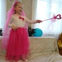 HERCEGNŐ/KIRÁLYNŐ jelmez, hercegnős TÜTÜ 43-70 cm-es hosszal választható, állítható derékkal (sötétrózsaszín,sima), Ruha, divat, cipő, Gyerekruha, Baba (0-1év), Kisgyerek (1-4 év), Szerezz örömet kislányodnak farsang, születésnap vagy jelmezes buli alkalmával!  A hercegnő jelmez t..., Meska