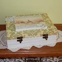 Mókás apróságok az ifjú párnak! - FELTÖLTVE - Esküvői doboz, Dekoráció, Esküvő, Nászajándék, Festett tárgyak, Fontos!!! Rendelésre készülő terméket csak előzetes egyeztetés után vállalok. Az elkészítési idő tá..., Meska