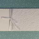 Pénzátadó boríték, Nászajándék, Pénz átadó, Gratulálunk boríték, Esküvői Gratuláció : HMB2107_50, Mérete:  21 x10.5 cm  Pénzajándékodat, vagy az...