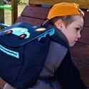Autós hátizsák, Baba-mama-gyerek, Táska, Baba-mama kellék, Hátizsák, A hátizsák óvodásoknak, kisiskolásoknak készült. Praktikus, cipzáros zseb található az ele..., Meska