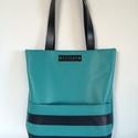 GIOIA válltáska, Táska, Válltáska, oldaltáska, GIOIA táskánk az igazi laza életöröm kifejezése. :) Különböző színek társításával készül.  Elején eg..., Meska