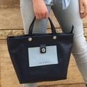 Julietta bag-táska női, Táska, Válltáska, oldaltáska, Tarisznya, Laptoptáska, Julietta egy sokoldalúan használható táska. Alapvetően  téglalap formájú, melyben jól elférnek az A4..., Meska