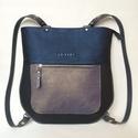 Bindy- blue light  háti-válltáska, Bindy blue light Ebből a táskából egyetlen dar...